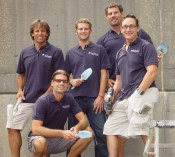 Painting Contractors CT Brad, Bruce, Mike, Mikhaill and Gary, serving Madison, Guilford, Clinton , Old Saybrook CT 860-625-5347